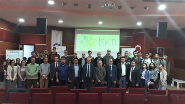İSKİD, Marmara Üniversitesi Makine Mühendisliği Öğrencileriyle Buluştu