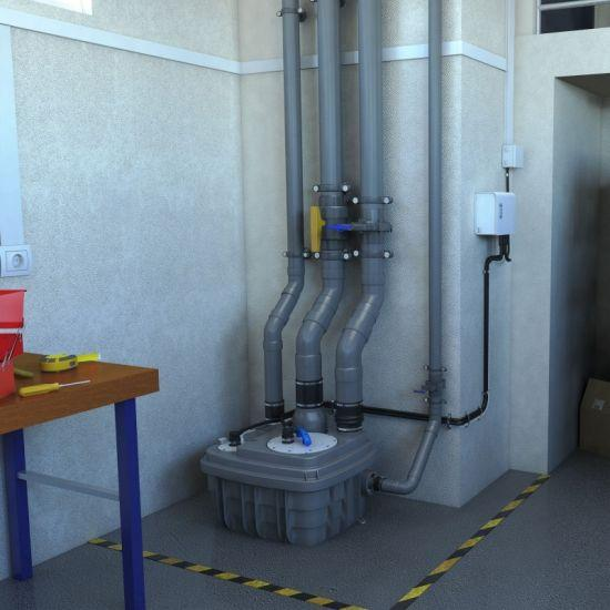 SFA SANIHYDRO'dan Ticari ve Toplu Kullanımlarda Foseptik Suların Tahliyesi için Profesyonel Çözümler