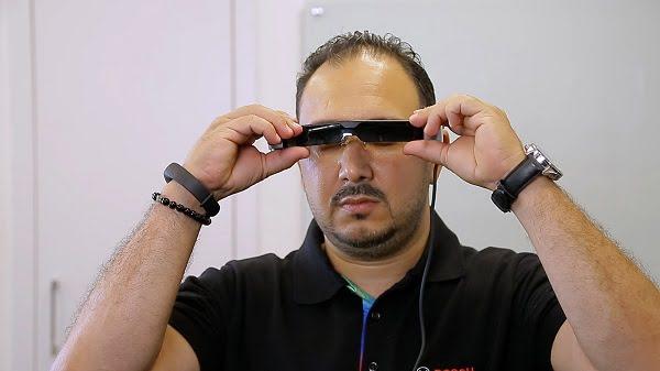 Bosch Termoteknik'in 'Akıllı Gözlük' Projesine Bir Ödül Daha