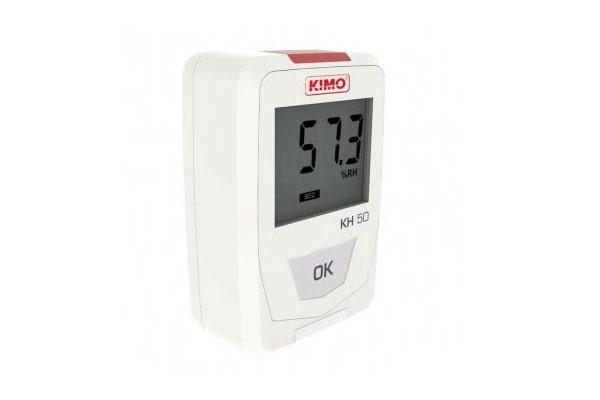 RAM'dan KIMO KH 50 Nem ve Sıcaklık Dataloggerı