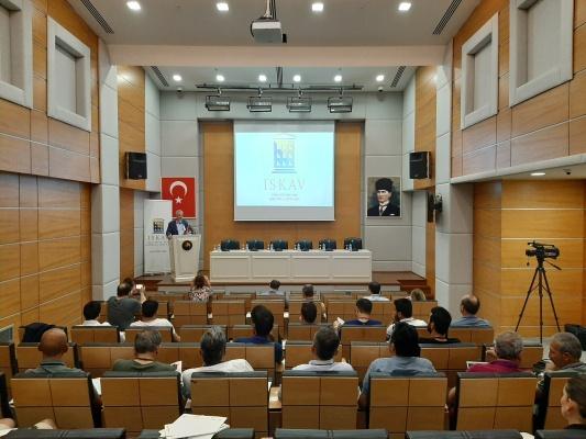 """ISKAV Ulusal İKS Eğitmenleri Konferansı """"İklimlendirme"""" Başlığıyla Yapıldı"""