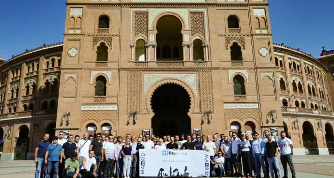 DemirClub İş Ortakları İspanya'da Bir Araya Geldi