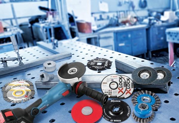 Bosch'tan Profesyoneller için Yepyeni Bir Çözüm: X-Lock