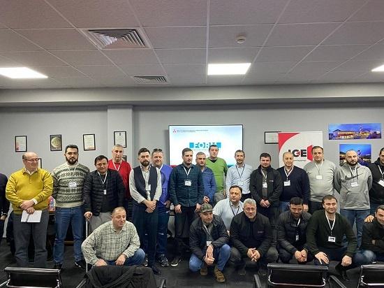 Form MHI Klima Sistemleri'nden İzmir ve Gürcistan'da Servis Eğitimi