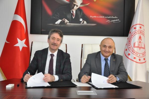 SOSİAD, İstanbul Milli Eğitim Müdürlüğü ile Protokol İmzaladı