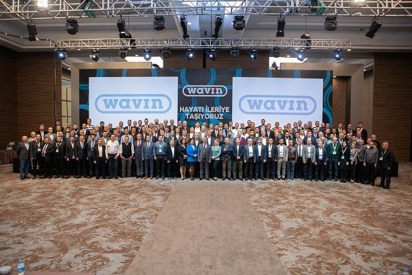 Wavin Türkiye 2020 Bayi Toplantısı Kıbrıs'ta Düzenlendi