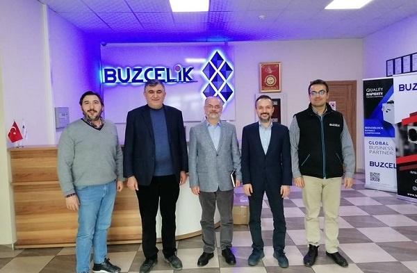 SOSİAD, Konya'da Firma Ziyaretleri Gerçekleştirdi