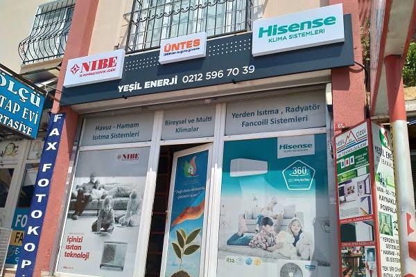 İstanbul Yeşil Enerji, Üntes Bayi Ailesine Katıldı