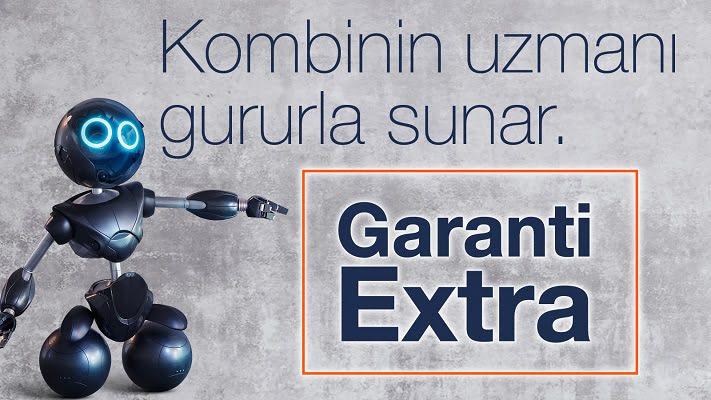 """Buderus'tan """"Garanti Extra"""" Kampanyası"""