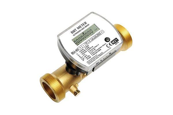 Bereket Teknolojik Ölçüm Sistemleri'nden BU-DN 40 Ultrasonik Isı Sayacı