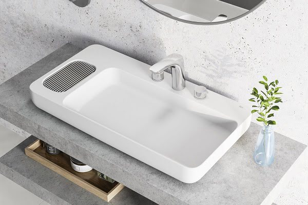 Roca Infinity Koleksiyonu ile Banyo Alanlarına Yeni Bir Soluk