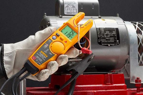 Fluke T6-1000 PRO Elektriksel Test Cihazı ile Tek Ekranda Gerilim ve Akım Gösterimi
