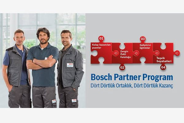 Bosch Termoteknoloji, Partner Program Elit Üyeleri ile Buluştu