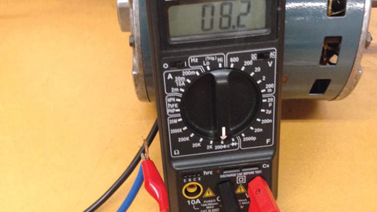 HVAC Fan Motorları Neden ve Nasıl Test Edilir?