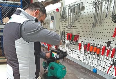wilo teknoser a artı teknik